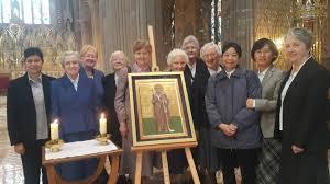 Saint Thanksgiving National Mass Of Thanksgiving For Saint Columbanus 1400th Death