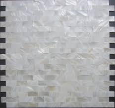 best quality home mosaics tiles white subway brick mother of pearl