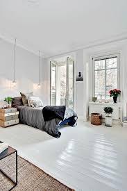 parquet blanc chambre le parquet blanc une tendance déco archzine fr tapis