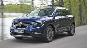 renault suv 2016 2017 renault koleos review top gear