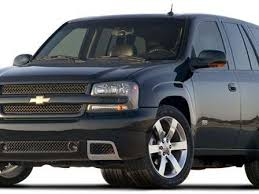 chevrolet trailblazer 2008 chevrolet trailblazer in illinois used chevrolet trailblazer ss