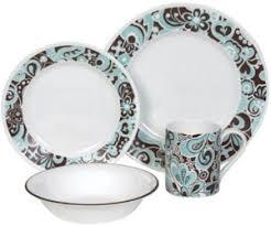 discontinued corelle carousel dinnerware