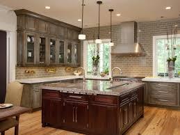 kitchen grey cabinets beige kitchen modern normabudden com
