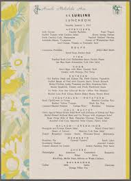 s s lurline menus whats on the menu