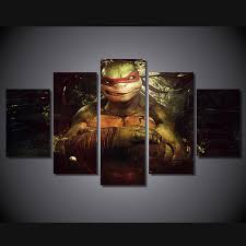 Ninja Turtle Wall Decor 2017 New Arrival Fallout Wall Pictures For Living Room Hd Teenage