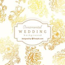 wedding backdrop vector free gold vectors photos and psd files free