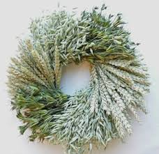 34 best dried wreaths images on dried flower wreaths
