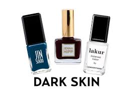 how to find the best nail polish for your skin tone mixed makeup