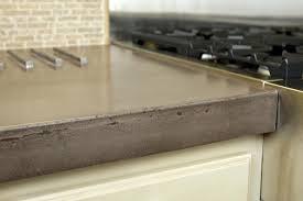 plan de travail cuisine beton plan de travail en béton ciré photos supers et conseils diy