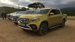 2018 mercedes benz x class ride along review caradvice