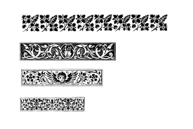renaissance ornaments desktop font webfont youworkforthem