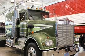 kenworth cabover history american truck historical society show piece of heaven for truck