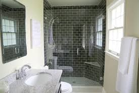 subway tile images reasons you should use black subway tile in your bathroom