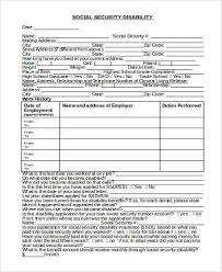 printable application form samples 20 free documents in word pdf