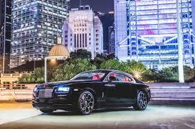 roll royce black rolls royce black badge arrives in hong kong
