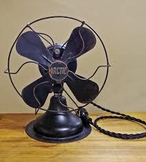 Antique Desk Fan by Vintage Industrial Arctic Fan Home Decor U0026 Lighting The Fan