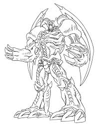 red eyes dragon from yu gi oh coloring page netart