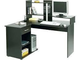 bureau informatique angle bureau d angle blanc ikea meuble de bureau simple simple