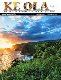july august 2013 by ke ola magazine issuu