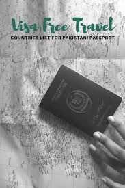 where can you travel without a passport images 27 countries pakistani passport holders can fly to without a visa png