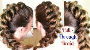 Hairstyle Cute And Easy Ponytail Hairstyle For Hairstyles