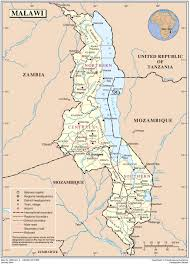 Un Map Malawi Country Profile United Nations