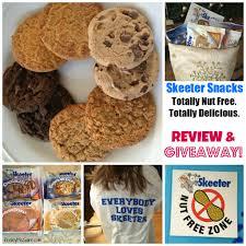 Gluten Free U0026 Allergy Friendly Skeeter Snacks Totally Nut Free