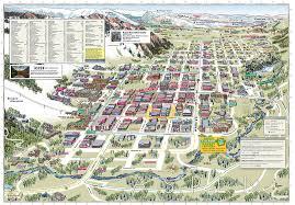 aspen map aspen maps colorado and surrounding area aspen4sale