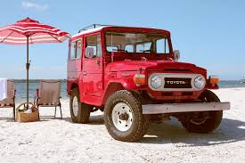 vintage toyota 4x4 ruby