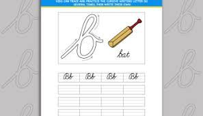 cursive writing sentences worksheet inky treasure