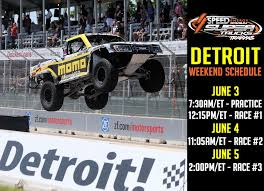 2016 detroit robby gordon stadium super trucks