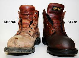 american motorcycle boots leather hide drator by american bench craft youtube