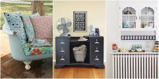 Repurposed Furniture Before And After by 15 Repurposed Furniture Transformations Furniture Makeovers