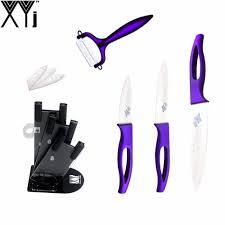 Kershaw Kitchen Knives Set A Set Zirconia Kitchen Knife Set Xyj Ceramic Knife Cooking Tool 3
