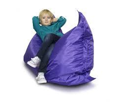 style small bean bag chair