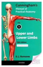 Human Anatomy Textbook Online Ebook Cunningham U0027s Manual Of Practical Anatomy Volume 1 By D J