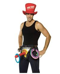 hilarious costumes ring toss costume this hilarious costume is sure to make you the
