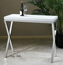 Black Gloss Console Table Modern White Gloss Console Table Mid Century Uk Modrest Bauhaus