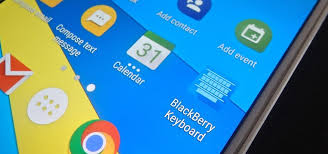 blackberry keyboard for android how to install blackberry priv apps on any android android
