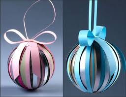 one dozen pretty paper ornaments you can make crafts n coffee