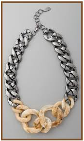 large link necklace images Sandi pointe virtual library of collections png