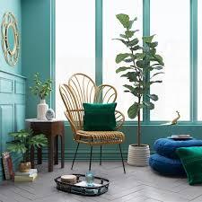 living room ls target artificial fiddle leaf fig tree opalhouse target