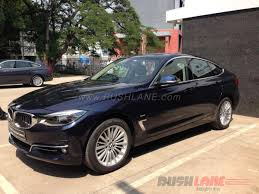 bmw 3 series gt facelift india launch price inr 43 30 lakh