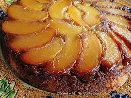 peach upside down cake gf jpg