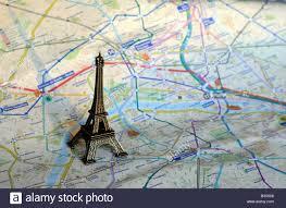 Paris France On Map by Paris On Map Stock Photos U0026 Paris On Map Stock Images Alamy