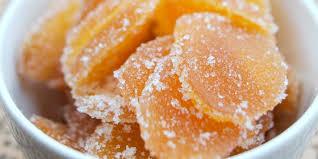 comment cuisiner le gingembre gingembre confit facile et pas cher recette sur cuisine actuelle