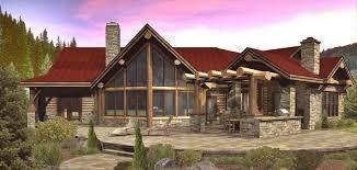 ranch log home floor plans kodiak trail log homes cabins and log home floor plans