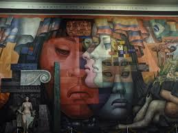 Jose Clemente Orozco Murales Universidad De Guadalajara by Presencia De América Latina