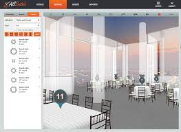 venue layout maker allseated free seating chart maker