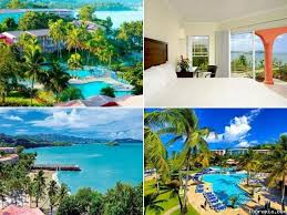 almond resort map 10 best all inclusive resorts in st lucia with photos map